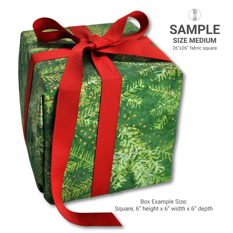 Christmas Forest Sample Medium